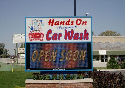 Hands On Car Wash