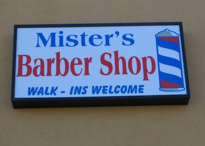 Mister's Barber Shop