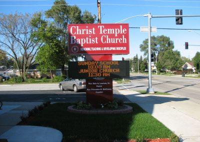 Christ Temple Baptist Church