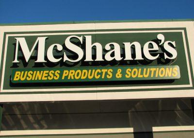 McShane's