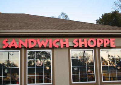 Sandwich Shoppe