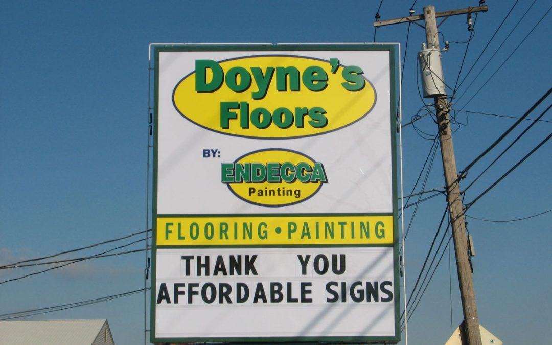 Doyne's