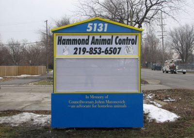 Hammond Animal Control